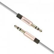 Ауидо кабель Baseus Fluency 1,2m  WEBASEAUX-LA0R AUX (Розово-золотой)