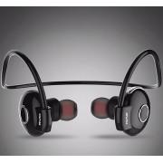 Беспроводные стильные Bluetooth наушники Awei A845BL (черный)
