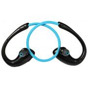 Беспроводные новые Bluetooth наушники Awei A880BL (голубой)