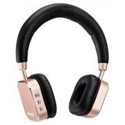 Беспроводные стильные Bluetooth наушники Awei A900BL (золотой)