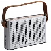 Беспроводные стильные Bluetooth колонки Awei Y300 (серый)