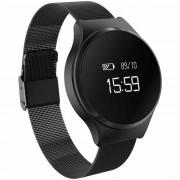 Смарт часы Kingwear A68 с функцией мониторинга сердечного ритма (Черный)