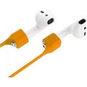 Держатель шнурок для Apple AirPods Baseus Earphone Strap ACGS-A07 (Оранжевый)