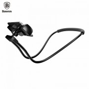 Держатель для телефона Baseus Necklace Lazy Bracket SUJG-LR01 (Черный)