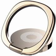 Держатель кольцо Baseus Privity Ring Bracket SUMQ-0V (Золотой)