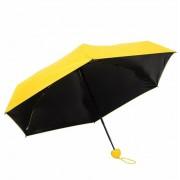 Зонт в капсуле (желтый)