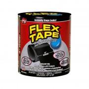 Водонепроницаемая изоляционная лента Flex Tape 4 (Черная)