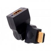 Переходник HDMI M/F поворотный 360?