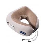 Подушка для шеи U-Shaped massge pillow