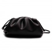 Сумка-мешок большого размера (Черная)