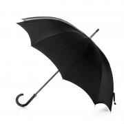 Зонт трость Rainbow диаметр купола 95 см (Черный)