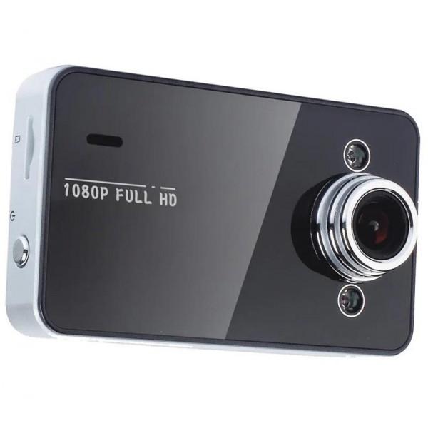 Автомобильный видеорегистратор Eplutus DVR X3 FullHD/G-сенсор (Черный)