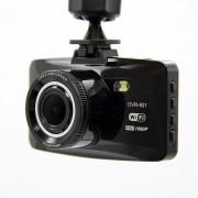 Автомобильный видеорегистратор Eplutus DVR 921 с wifi 2 камеры (Черный)