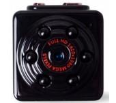 Мини видеокамера Lemon Tree SQ10 Mini DV Full HD (черный)