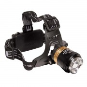 Налобный фонарик HL-D18 T6 (Черный)