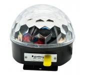 Светодиодный диско-шар Led Magic Ball Light X-12 Bluetooth (Черный)