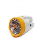9191-LED Светодиодный аккумуляторный фонарь-прожектор, арт. 144795