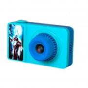 Детский цифровой фотоаппарат Q1 с SIM-картой и сенсорный экран (Голубой)