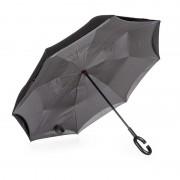 Инновационный обратный зонт (Серый)