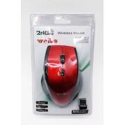 RF-2811 беспроводная мышка для компьютера (Красный) арт. 143795