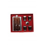 Набор фляжка и стопки подарочные арт. 145016