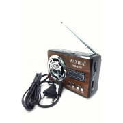 XB-22U Радиоприемник с USB WAXIBA арт. 143518