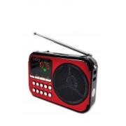 P-666U Портативный радиоприемник PPO с USB арт. 144864