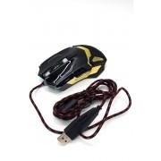 S-400 Игровая мышка для компьютера проводная (Черный) арт. 143794
