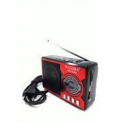 XB-224U Радиоприемник с USB и цифровым экраном WAXIBA арт. 143617