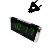VST-731-2 Электронные часы светящее сетевые (Зелёный) арт. 144366