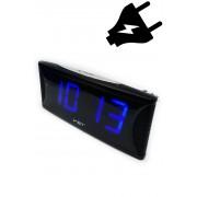 VST-719-5 Электронные часы светящее сетевые (Синий) арт. 144371