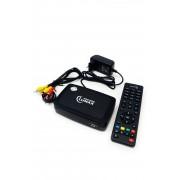 Эфирный цифровой приемник ТВ DVBT2-555HD, арт. 144291