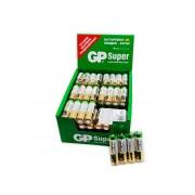 Батарейки Alkaline AA GP LR6 96 BOX (96 шт.) арт. 143278
