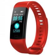 Умный смарт-браслет Goral Y5 Smart Bracelet Unleash Your Run (красный)