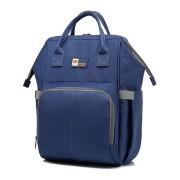 Многофункциональный рюкзак для мам COOLBELL CB-9003 (Синий)