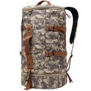 Многофункциональный рюкзак COOLBELL CB-8008 для путешествий 50 л (Камуфляж)