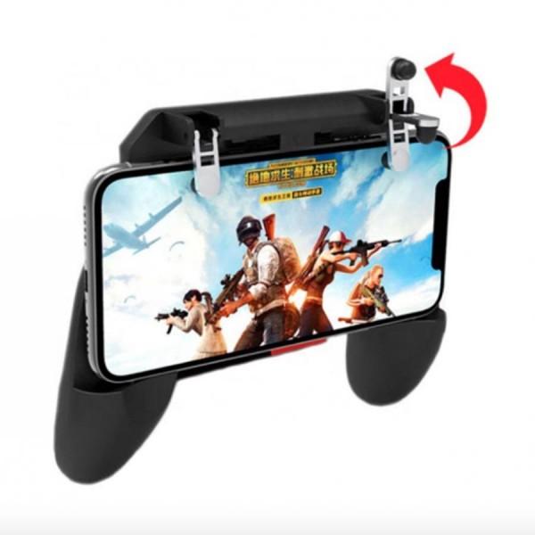 Джойстик геймпад триггер W10 PUBG для телефона