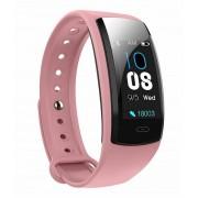 Фитнес-браслет QS90 Plus (Розовый)