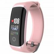 Фитнес браслет Smart Band M4 (Розовый)