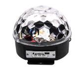 Светодиодный диско-шар Led Magic Ball Light X-11 (Черный)