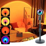 Светильник проекционный Projection lamp sunset lamp YD009X