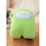 Мягкая игрушка Among Us Амонг Ас 40 см (Салатовая)