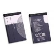 Аккумулятор для Nokia BL-4C, 860 mAh 3.7V подходит для Nokia 1661, 2650, 2652, 3500C, 5100, 6100, 6101, 6102, 6103, 6125, 6131, 6136, 6170, 6260, 6300, 6300i, 6301, 7200, 7270