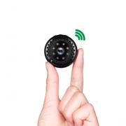Беспроводная Wi-Fi Камера IP L22 с дистанционным управлением (Черная)
