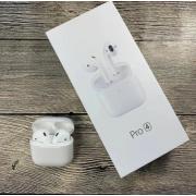 Беспроводные Bluetooth наушники TWS Pro 4 (Белые)