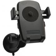 Автодержатель для телефона PERFEO PH-502 на стекло и панель (Черный)