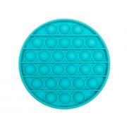 Сенсорная игрушка для детей Pop It (Голубая)