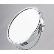 Двухстороннее зеркало для кольцевых ламп 6 дюймов (Серебряное)