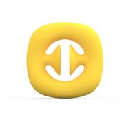 Эспандер Антистресс (Желтый)