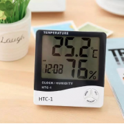 Цифровой термометр HTC-1 KZ-013 (Белый)